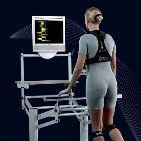 Riabilitazione propriocettiva Delos